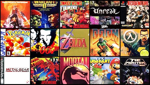 Play All Your Favorite Old School Games