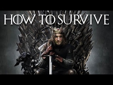 Survival Strategies from Game of Thrones